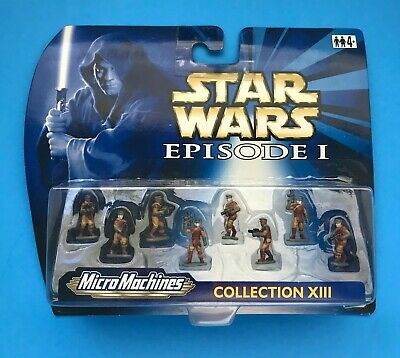 Star Wars Micro Machines Tpm Episode I Xiii Naboo Security Guards