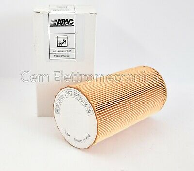 Cartridge Air Filter for Compressor Group Pumping NS58S Abac Balma Original