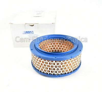 Cartridge Air Filter Compressor Screw Abac Balma Original VT 10 VT 15 VT 7,5