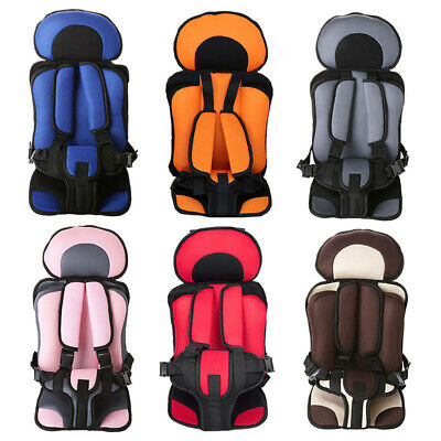 Infant Kids Baby Safety Soft Car Seat Toddler Carrier Cushion 9 Months- 5 Years