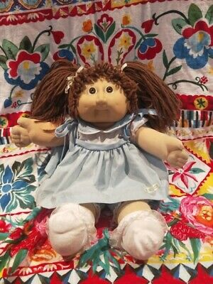 LILI LEDY vintage cabbage patch kid. Most rarest factory Highly Collectable