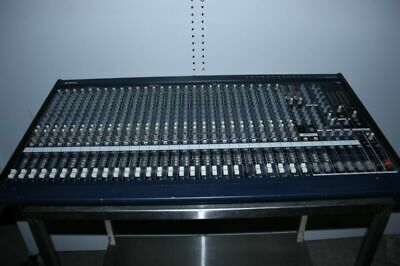Yamaha MG32/14FX 32 Channel Passive Mixer - Faults Known