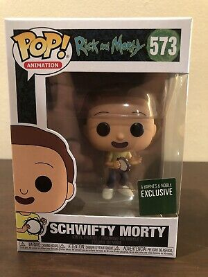 Funko Pop! Rick And Morty: Schwifty Morty #573 - Barnes & Noble Exclusive