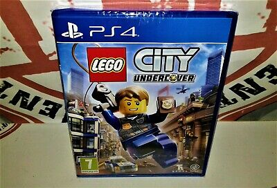 Lego City Undercover [Nuovo] PS4