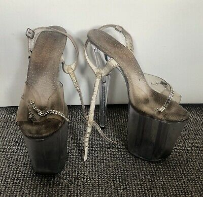 0edd3699324 DIRTY USED PLEASURE Heels Smell Worn Exotic Dancer Stripper Shoes ...