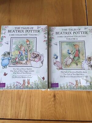 The Tales Of Beatrix Potter Crafting Collection Volume 1/2