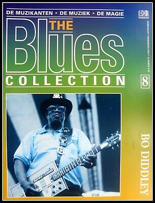 Bo Diddley | Blues Collection - Magazine