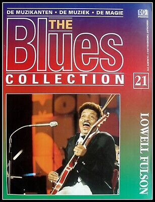 Lowell Fulson | Blues Collection - Magazine