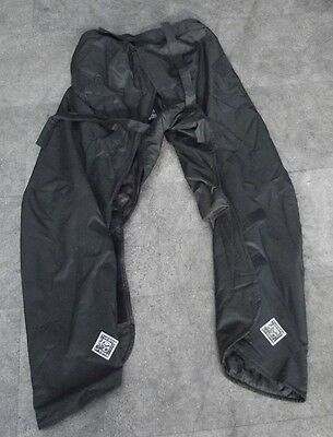 Tucano Urbano Takeaway / Universal Legcover Waterproof Trousers - SMALL - R093