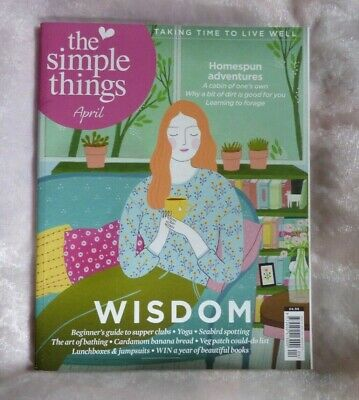 The Simple Things Magazine April 2016