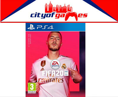 FIFA 20 PS4 Game Brand New Pre Order