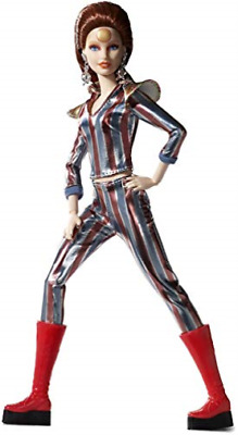 David Bowie Doll (Uk Import) Acc New