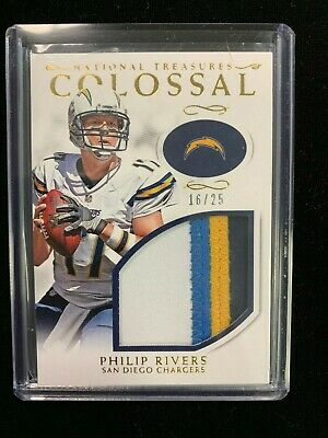 best loved 0026e 979a7 PHILIP RIVERS CHARGERS Color Rush NIKE Royal Blue MEDIUM ...
