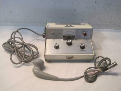 Rich-Mar Ultrasound Therapy Apparatus - Model: IV    *PARTS / REAPIR*