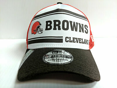 fdce1bf6 CLEVELAND BROWNS HAT NFL Sideline Cap New Era Flex Fit 39THIRTY ...