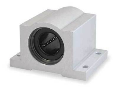 DAYTON 2CNP9 Pillow Block,1.500 In Bore,9.000 In L