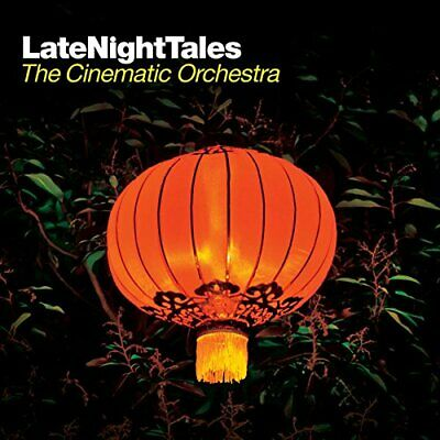 Late Night Tales: The Cinematic Orchestra [CD]