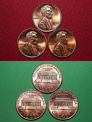 1974 P D S S Lincoln Memorial Cents From Proof /& Mint Set Combined Shipping