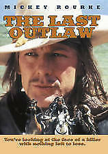 The Last Outlaw*DVD*Mickey Rourke*Terrific Condition*