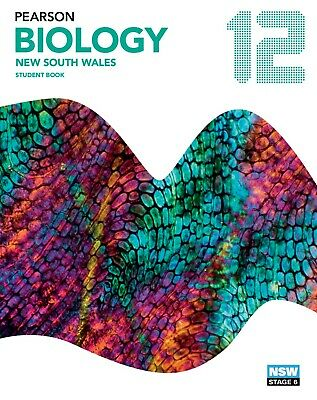 9781488619267 Pearson Biology 12 New South Wales Student Book (PDF Only)