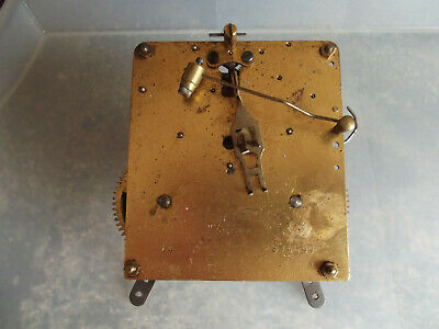 Comet Mauthe Clock Movement - Spares or Repair - Vintage