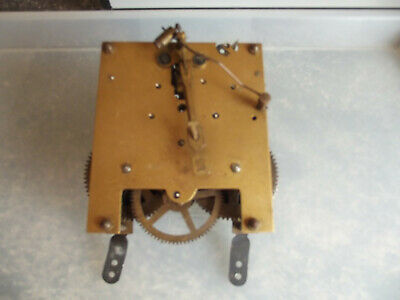 Made in England Clock Movement - Spares or Repair - Vintage