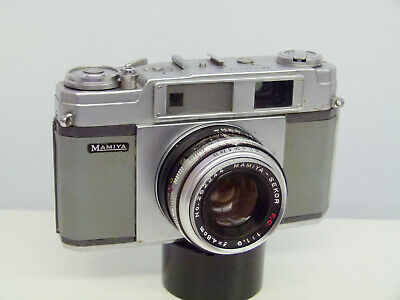 Mamiya Crown 35mm Rangefinder 1958 RARE! EXCELLENT! COLLECTOR ALERT!!
