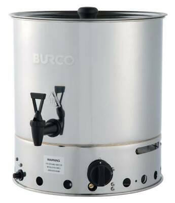 Burco MFGS20SS 20 Litre Manual LPG Gas Water Boiler - Stainless Steel