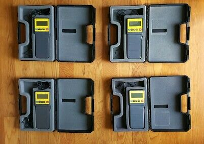 Lot of 4 Texas Instruments CBL Data Collector Systems In Boxes - No Probes