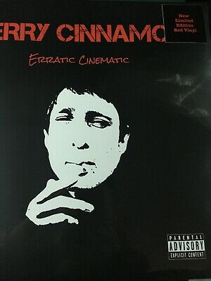 Gerry Cinnamon Erratic Cinematic Limited Edition Red Vinyl
