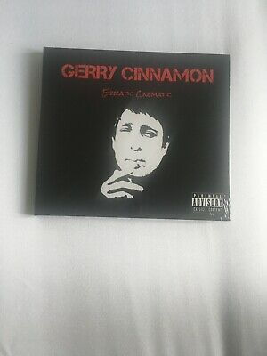 Gerry Cinnamon Erratic Cinematic CD