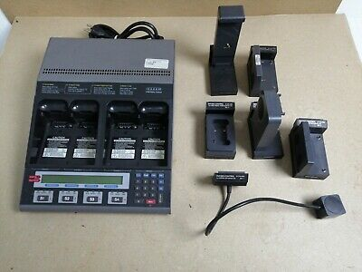 Cadex C7000 Battery 4 Station Analyzer with Adapters