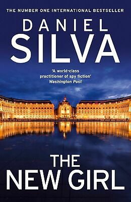 The New Girl by Daniel Silva [ Hardback ]