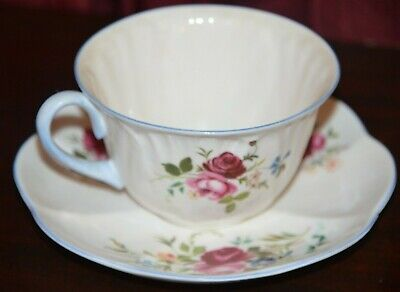 Shelley Dainty Rose Teacup and Saucer