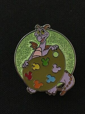 Disney Parks 2018 Epcot Festival of the Arts Figment With Easel LR Painting Pin