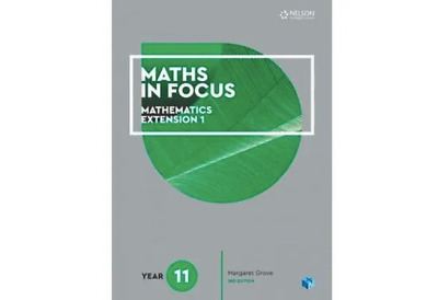9780170413299 Maths in Focus 11 Mathematics Extension 1 (PDF Download Only)