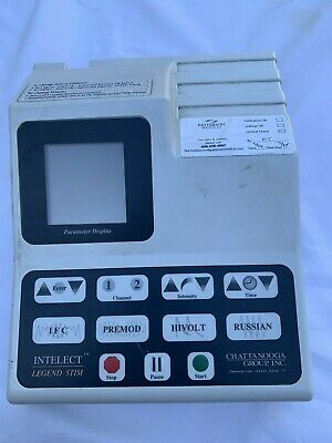Chattanooga Intelect Legend Stim Unit Untested - Sold As Is