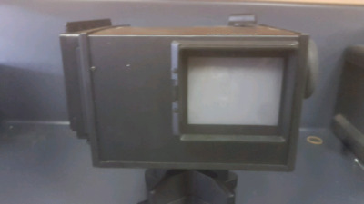 8mm movie 35mm slide conversion box