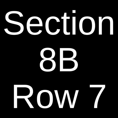 2 Tickets Ohio State Buckeyes vs. Michigan State Spartans Football 10/5/19