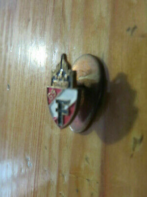 ANCIEN BADGE insigne boutonnière GSF? CLUB? PAYS?  pins football L71