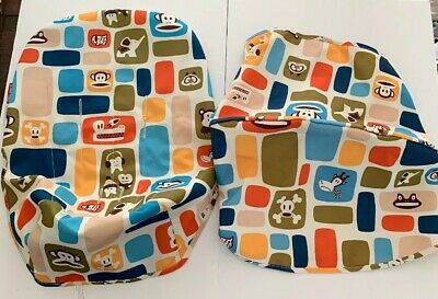 Bugaboo Cameleon Stroller Special Edition Paul Frank Seat Cover + Hood Set