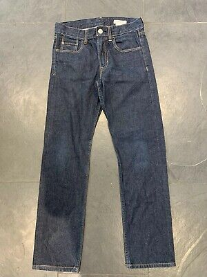H&M Boys Narrow Seat Slim Leg Blue Jeans Age 10-11Y Eur 146