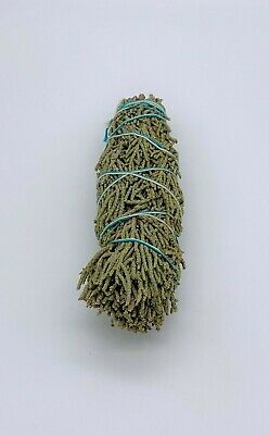 1 Juniper Sage Smudge Stick / Wand - House Cleansing Negativity Removal