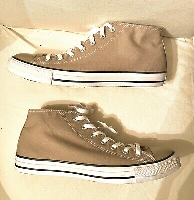 Details about Converse Chuck Taylor All Star Hi Fuse High Top Sneakers Women's Sz 9 TanNWOB
