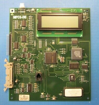 Faraday Mpc6-Db Display Board For Mpc-6000