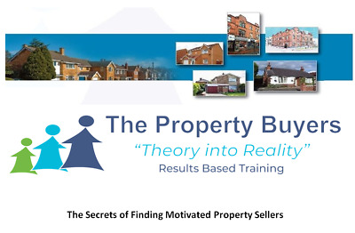 The Secrets to Finding Motivated Property Sellers