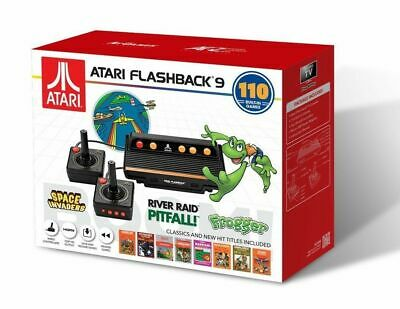 New Sealed Atari Flashback 8 With 110 Games Included!
