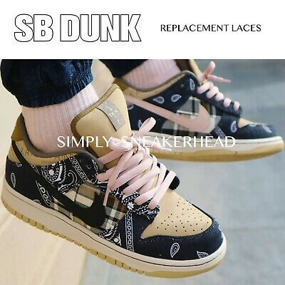 Thin Oval Sb Dunk Replacement Shoelaces Laces Nike Skateboard Buy 2 Get 1 Free