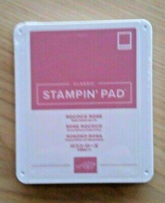 Stampin Up Ink Pads - NEW IN COLOR 2019-2021 range.