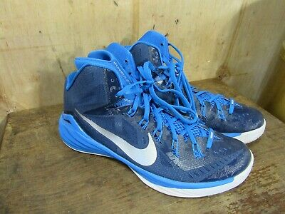 09397d61cb2e0 NIKE HYPERDUNK 2014 Basketball Shoes Powder Blue White 653483-405 ...
